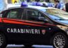rapinatore carabinieri civitavecchia arresto
