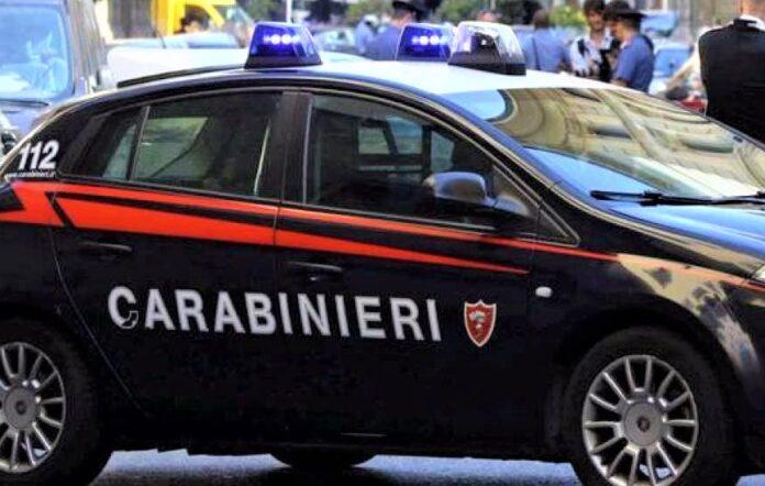 carabinieri civitavecchia arresto