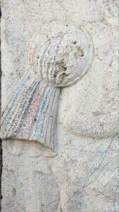 Ostia Antica: atto vandalico alla Cattedrale di Sant'Aurea 2