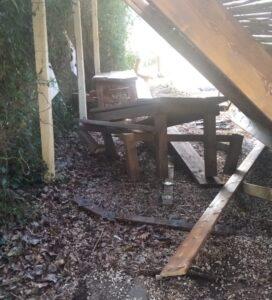 Oasi di Macchiagrande, strutture distrutte: la solidarietà del comune di Fiumicino 1
