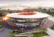 mourinho stadio roma