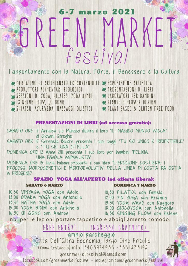 Green Market Festival: torna all'ex Mattatoio il mercato eco-sostenibile 1