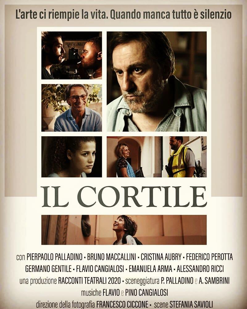 """Ostia set ideale, nel """"Cortile"""" del Palazzo del Governatorato (VIDEO) 2"""