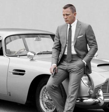 elettrica l'Aston Martin di James Bond