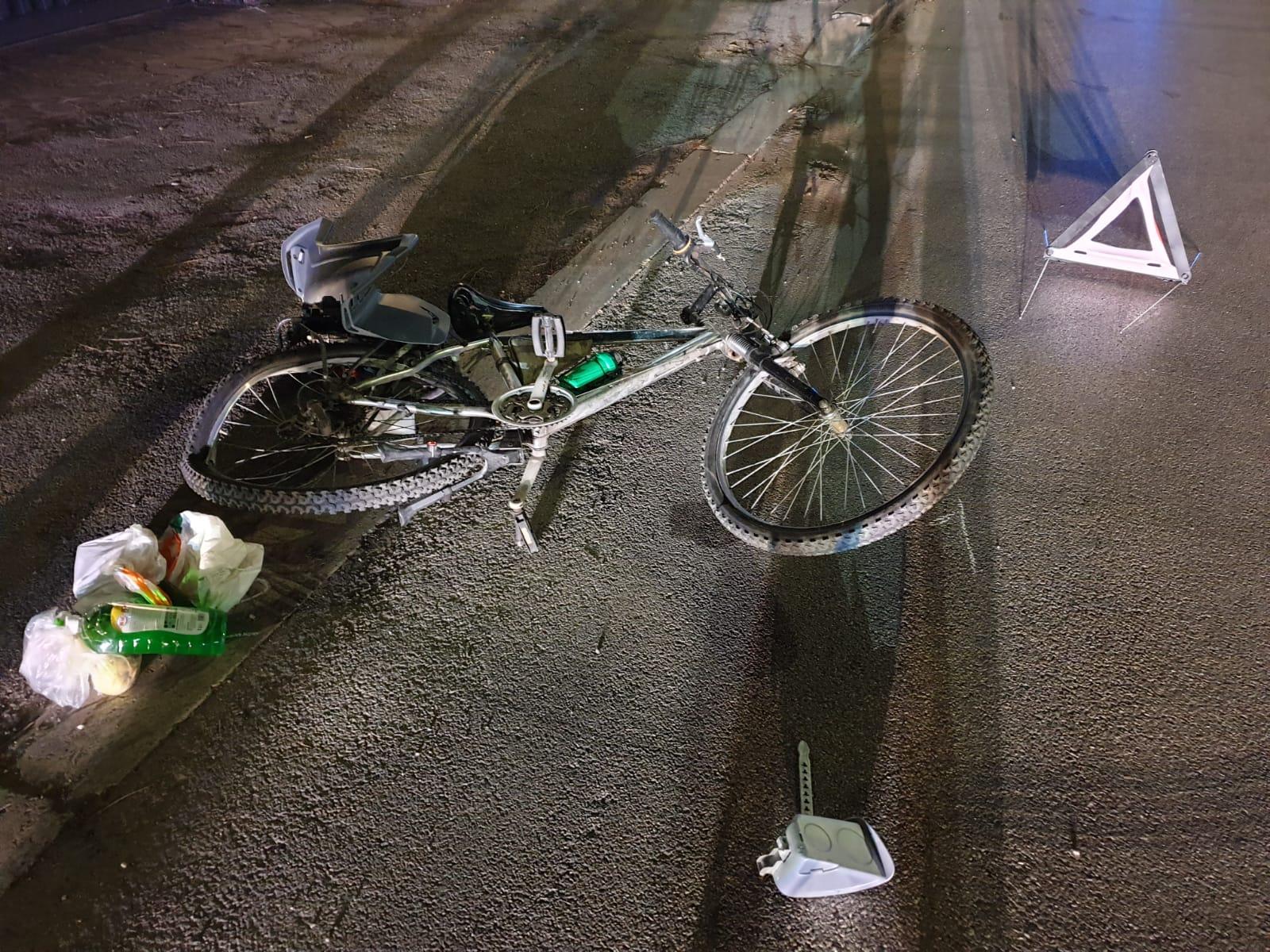 Infernetto, ciclista investito: finisce in ospedale in codice giallo 2