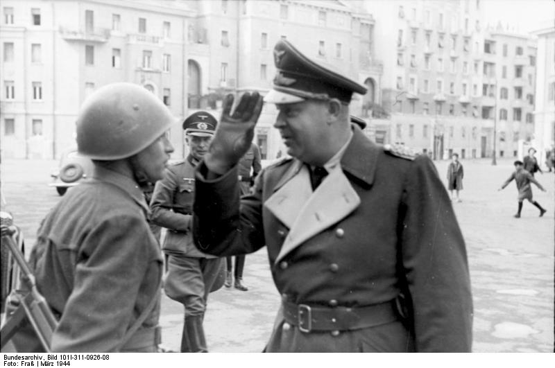 24 marzo 1944: l'eccidio delle Fosse Ardeatine 1