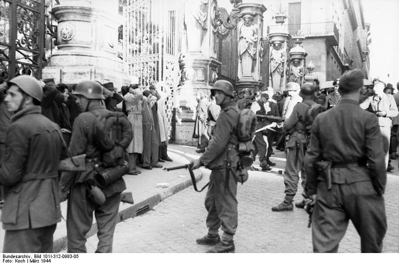 24 marzo 1944: l'eccidio delle Fosse Ardeatine 2