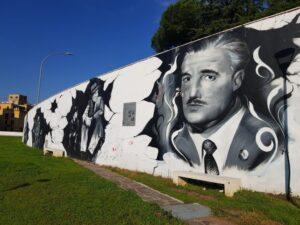 Pomezia pinacoteca all'aperto per la street art 1