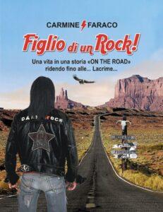 """""""Figlio di un rock"""": il nuovo libro di Carmine Faraco (VIDEO) 1"""