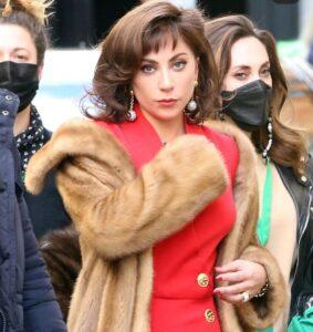 """Lady Gaga e Al Pacino a Parco Leonardo: si gira """"House of Gucci"""" 2"""