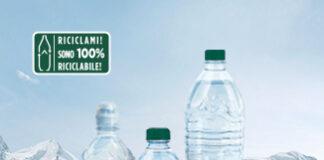 R-Pet plastica interamente riciclata