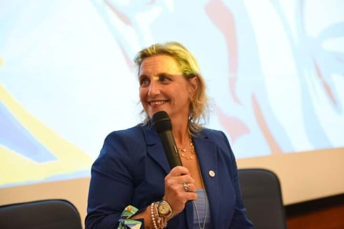 Marta Branca dg Asl Roma 3