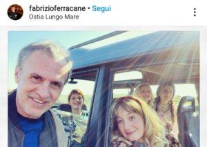 """Per il cast del film, Ostia è """"Il paradiso del pavone"""" 1"""