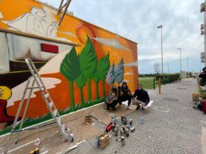 Pomezia pinacoteca all'aperto per la street art 2