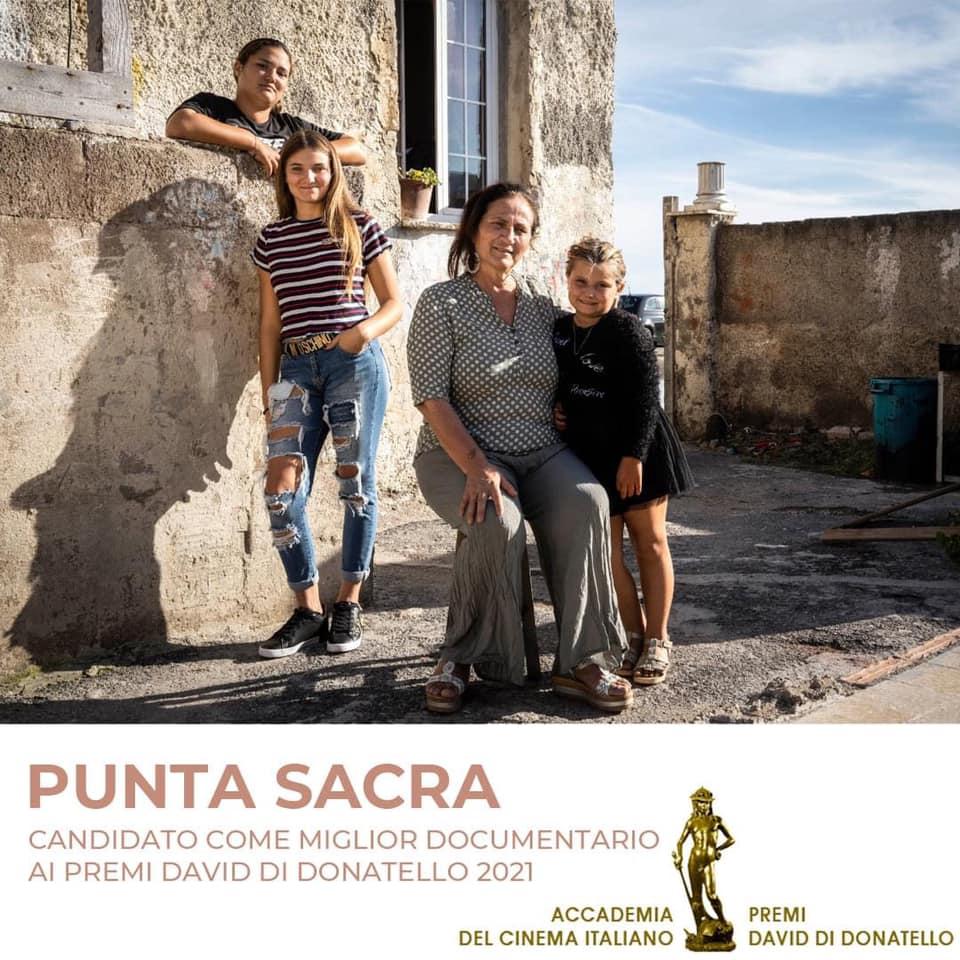 La foce del Tevere candidata due volte al Premio David di Donatello 2