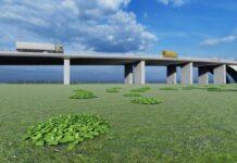 Le rampe del Ponte della Scafa