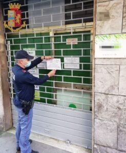 polizia marconi