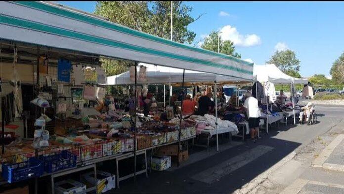 mercato saltuario