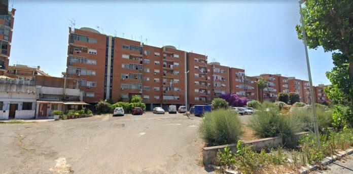 case popolari Ater via dell'Idroscalo