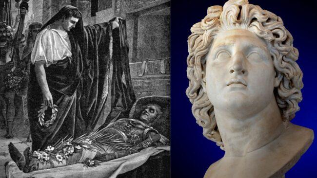 La tomba di Alessandro Magno e il suo viaggio nel tempo 2