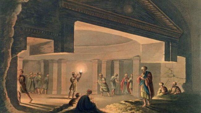 La tomba di Alessandro Magno e il suo viaggio nel tempo 3