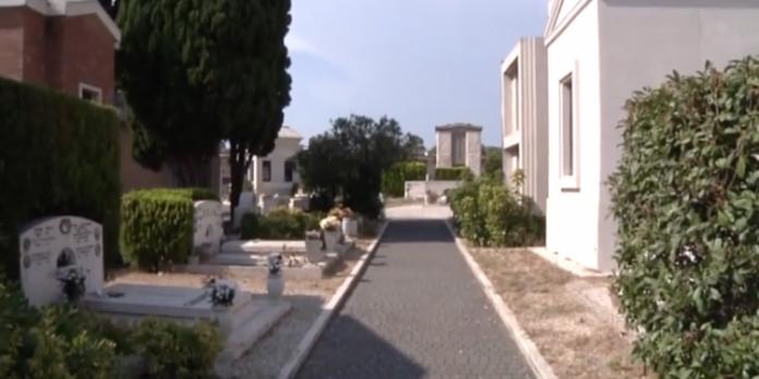 cimitero palidoro