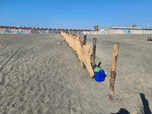 Ostia, ragazzi festeggiano un 18esimo compleanno e lasciano rifiuti sulla spiaggia (VIDEO) 1