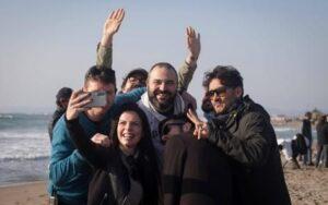 Fabrizio Moro ha girato al Villaggio dei Pescatori le riprese del suo primo film 2