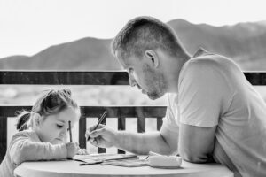 Una figlia amata sarà una donna forte. L'effetto padre sulla crescita 1