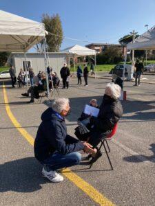 I vaccini anti-covid sono atterrati a Ponza: avviata campagna sulle Isole Pontine (VIDEO) 1