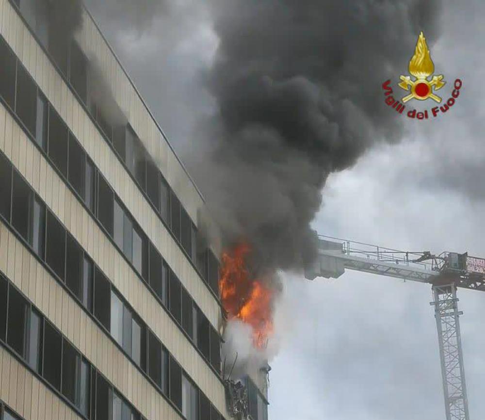 incendio ispra tor carbone