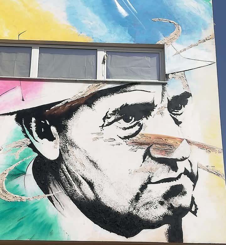 murale manzù ardea