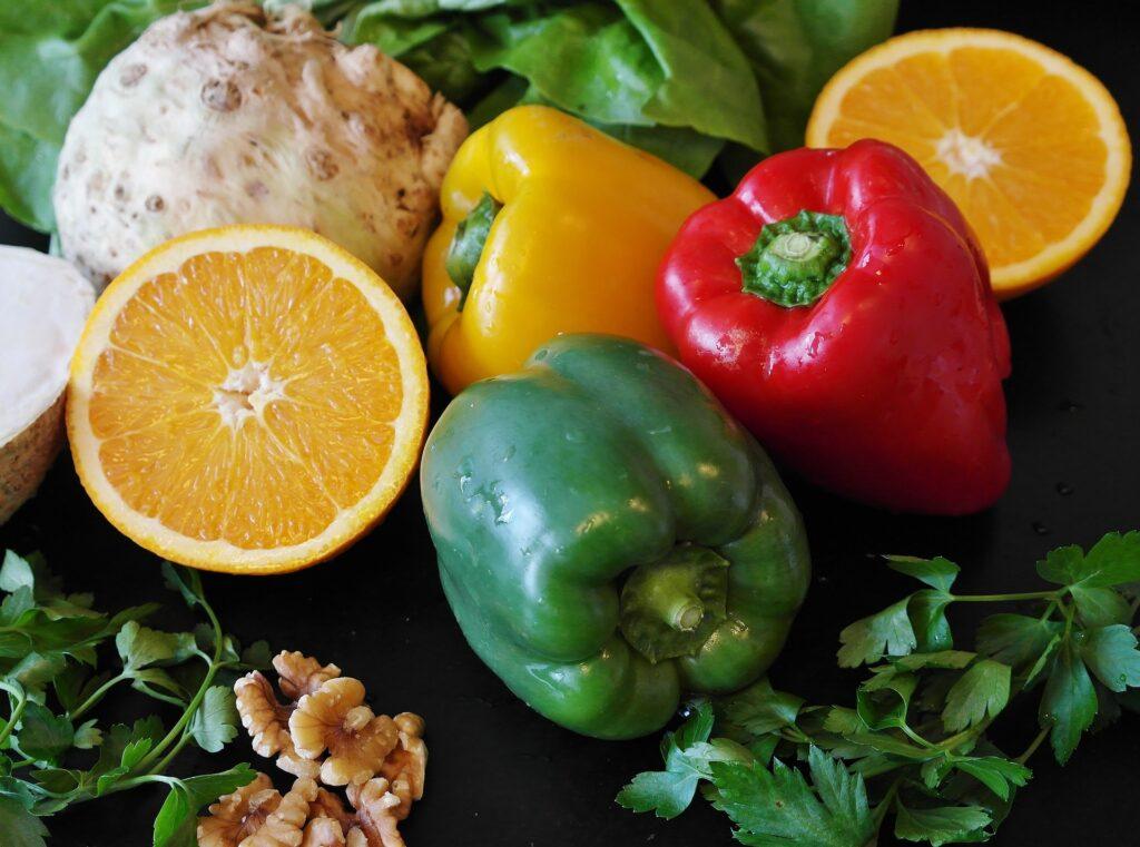 L'importanza dei colori su comportamento e sana alimentazione 4