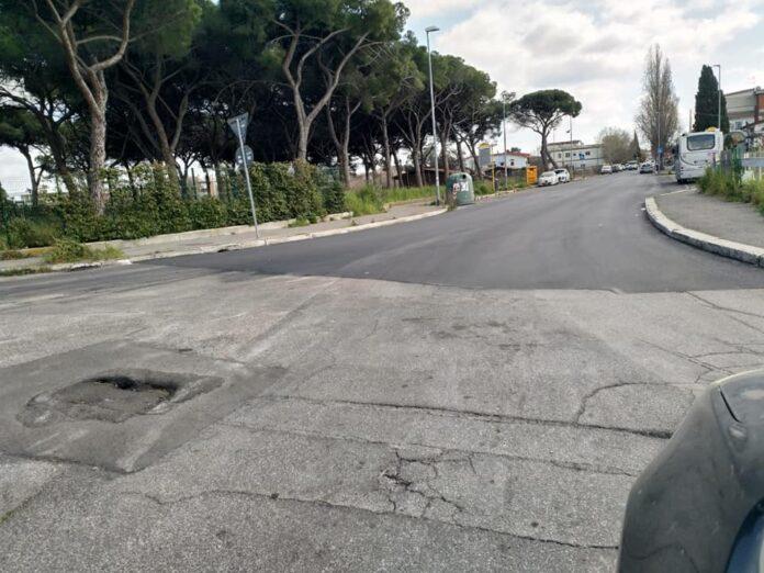 acilia strade