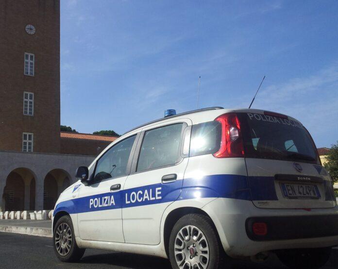 vaccino polizia locale pomezia