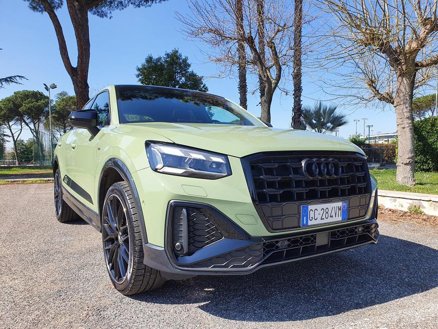 Audi Q2: il SUV compatto nella nuova versione che piace alle donne 1