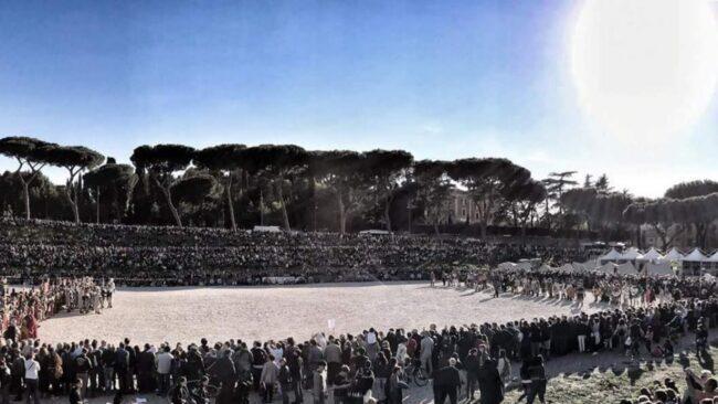 Il Natale di Roma 2021 con il Gruppo Storico Romano 2