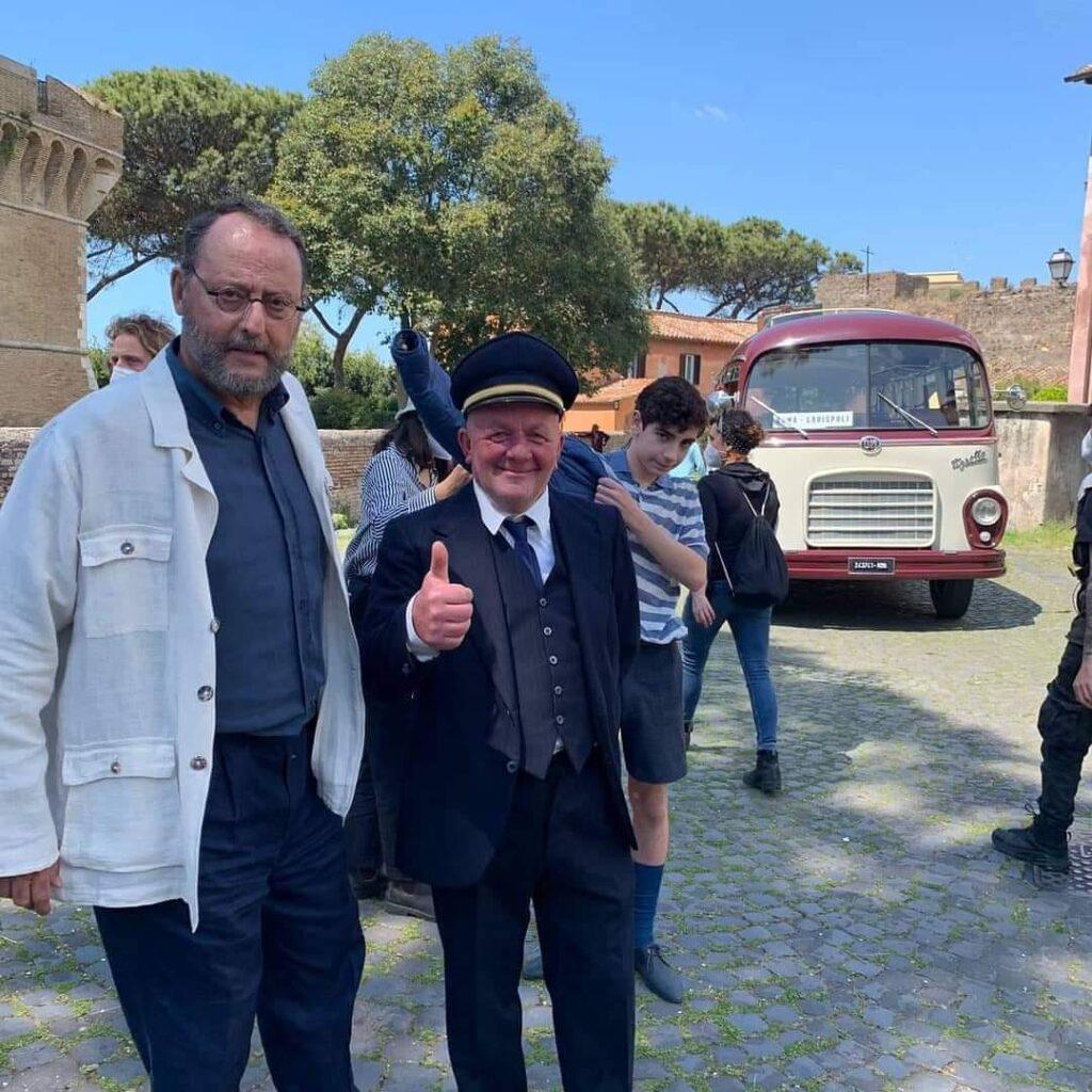 Il Borgo di Ostia Antica, set dell'ultimo film con Pierfrancesco Favino 3