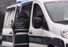 Incidente via Colombo Polizia Locale