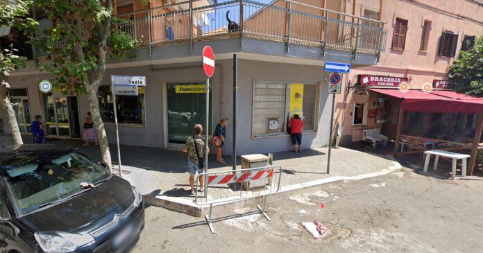 ufficio postale ladispoli