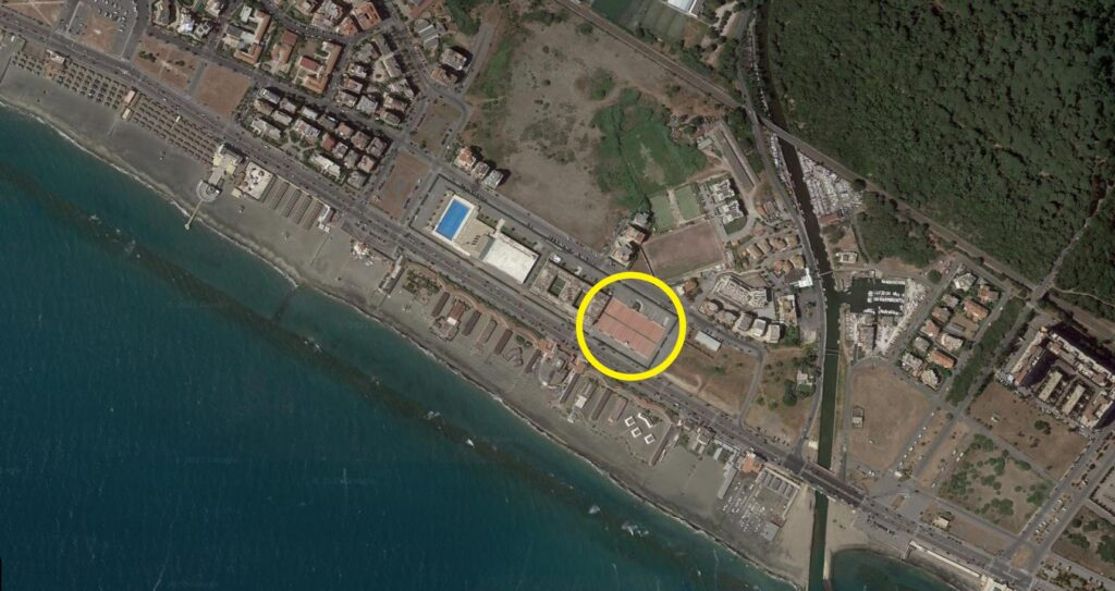 Ostia, Il Polo natatorio diventa centro vaccinale 1