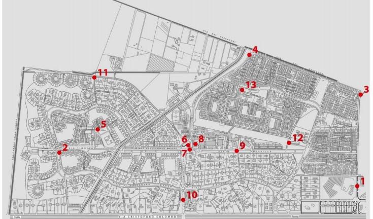 Casal Palocco più sicura: entra in funzione la videosorveglianza di quartiere (VIDEO) 1