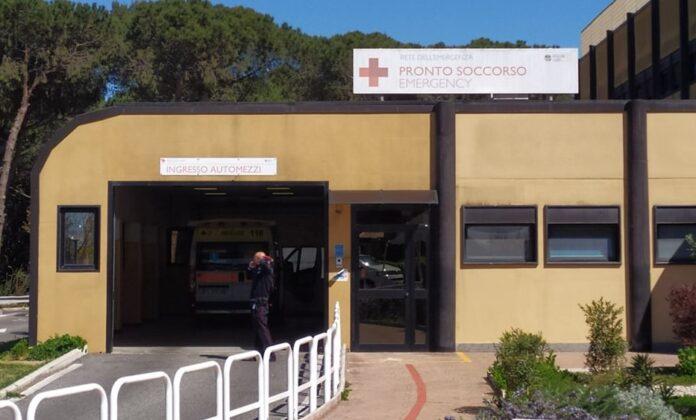 peonto soccorso ospedale Grassi