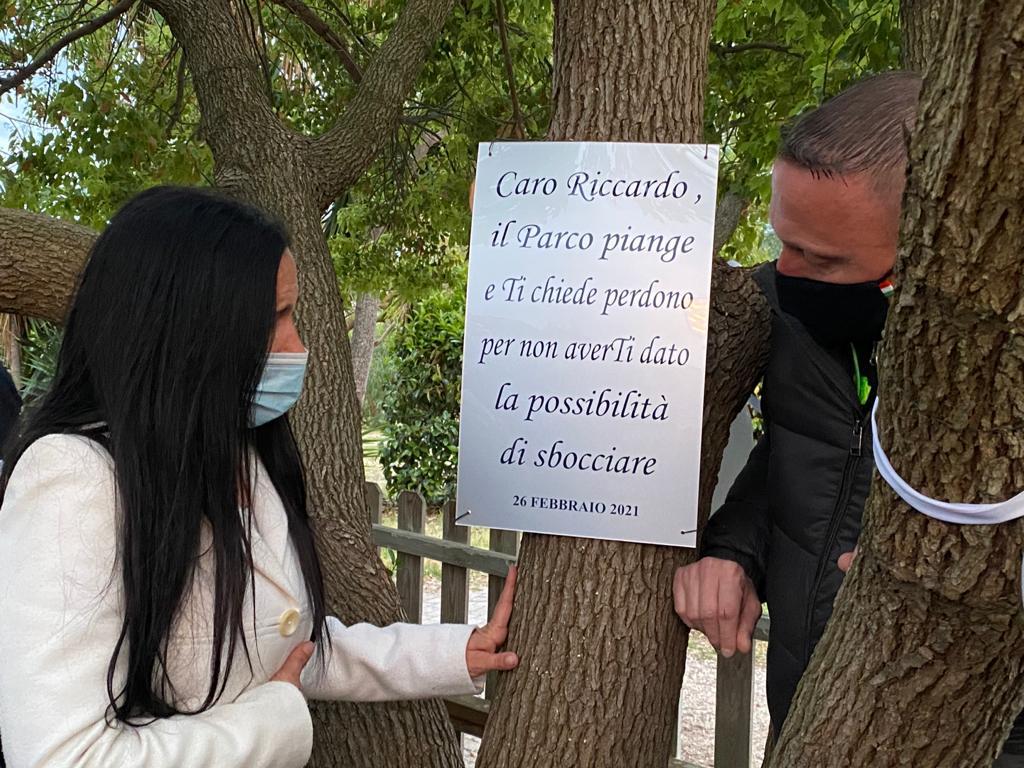 Acilia, l'indignazione dei quartieri nel ricordo di Riccardo (VIDEO) 2
