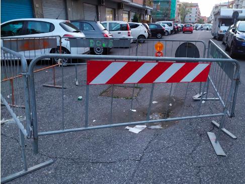 """Ostia e Ostia Antica: """"assediati dalle transenne"""" 3"""