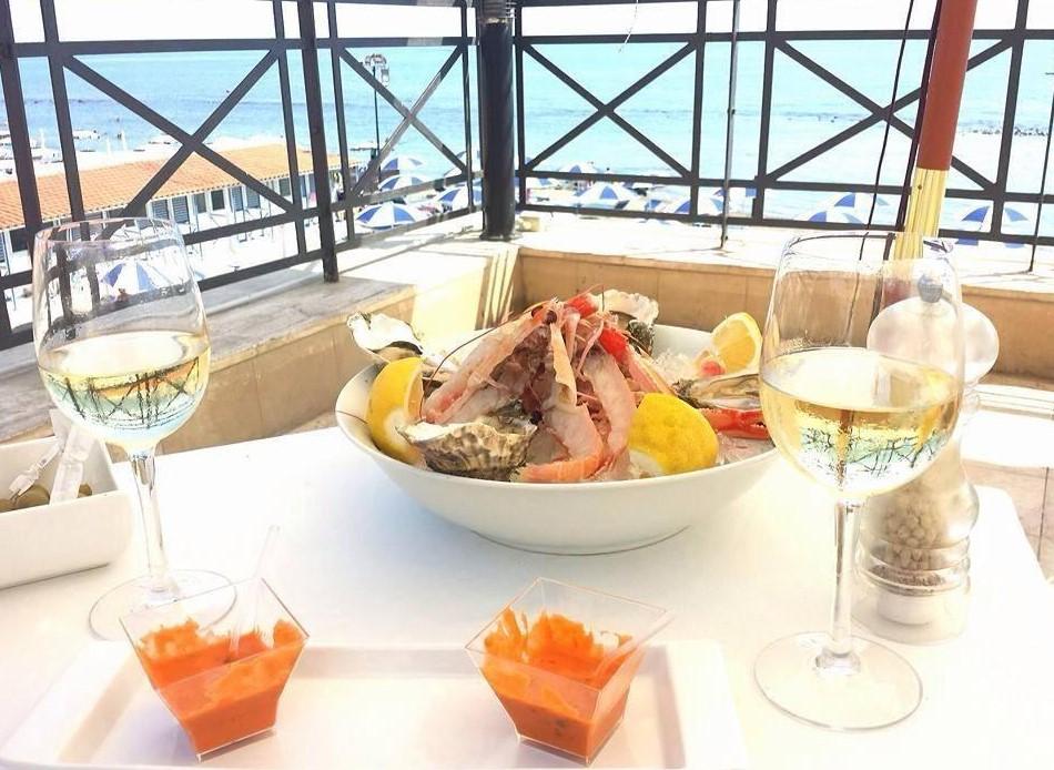 Riaperture, i migliori ristoranti di pesce vista mare di Ostia 8