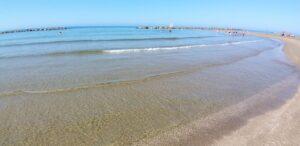 Anzio, bandiera verde per le spiagge a misura di bambino 2