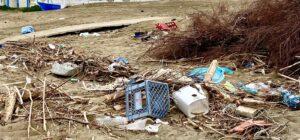Ardea, i volontari puliscono la spiaggia: raccolti oltre 800 chili di plastica 2