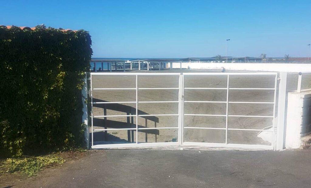 cancello ex arca