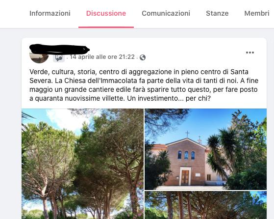chiesa santa severa
